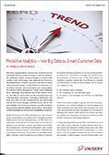 Predictive Analytics – Von Big Data zu Smart Customer Data