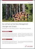 Master Data Management bei Kox