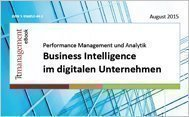 Business Intelligence im digitalen Unternehmen eBook