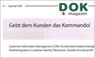 Customer Information Management- DOK-Magazin
