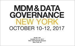 MDM & Data Governance Summit in New York