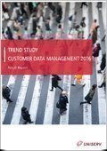 Trend Study Customer Data Management 2016
