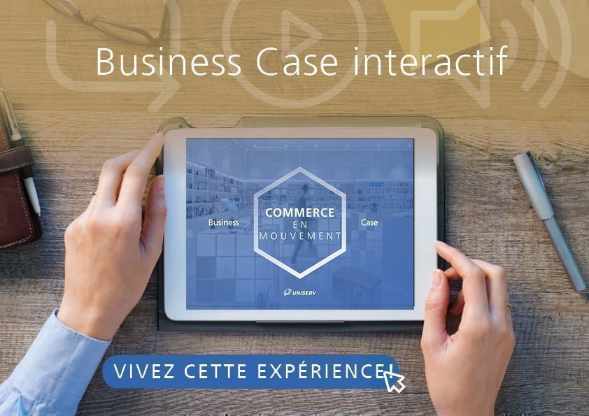 Business Case - le commerce en mouvement